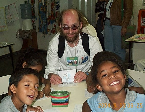Scott and the Children of Brazil